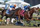 "Taqarub plays upsetter in the Maryland Sprint Handicap.<br><a target=""blank"" href=""http://www.bloodhorse.com/horse-racing/photo-store?ref=http%3A%2F%2Fpictopia.com%2Fperl%2Fgal%3Fprovider_id%3D368%26ptp_photo_id%3D8959433%26ref%3Dstory"">Order This Photo</a>"