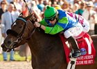 Include Me Out won the 2012 Clement L. Hirch Stakes.