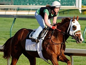 Dublin at Churchill Downs on April 16, 2010.