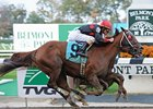 "Our Khrysty outfights Funny Moon to win the Turnback the Alarm Stakes. <br><a target=""blank"" href=""http://www.bloodhorse.com/horse-racing/photo-store?ref=http%3A%2F%2Fpictopia.com%2Fperl%2Fgal%3Fprovider_id%3D368%26ptp_photo_id%3D9257112%26ref%3Dstory"">Order This Photo</a>"