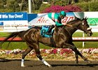 Zenyatta Aims for 11th Straight in Vanity