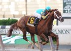 "Pilgrim winner Eskendereya<br><a target=""blank"" href=""http://www.bloodhorse.com/horse-racing/photo-store?ref=http%3A%2F%2Fpictopia.com%2Fperl%2Fgal%3Fprovider_id%3D368%26ptp_photo_id%3D8531973%26ref%3Dstory"">Order This Photo</a>"