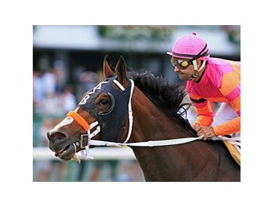 Atomic Rain is scheduled to contest the Haskell Invitational on August 2.