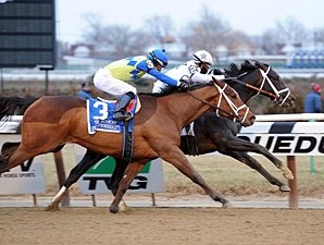 Wood Memorial Possible for Withers' Top Two