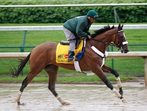Mucho Macho Man Churchill Downs 05/03/11.