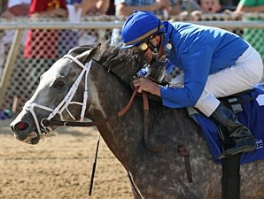 Taptowne wins the 2013 West Virginia Governor's Stakes.