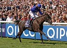 Blue Bunting wins the QIPCO 1000 Guineas.