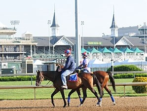 Went The Day Well - Churchill Downs 5/2/2012