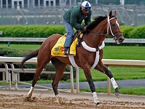 Mucho Macho Man Churchill Downs 04/20/11.