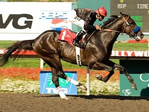 Two Step Salsa Skips Away in Affirmed