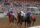 Bayern and California Chrome in the Breeders' Cup Classic.