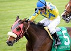 Daisy Devine's most recent win was in the April 14 Jenny Wiley Stakes.