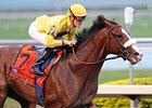 Union Rags Remains On Top in Derby Wager