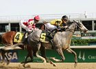 Macho Again Overpowers Derby Trial