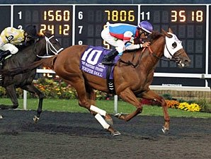 Groupie Doll Sets Track Record in Masters Win