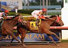 Parents Honor winning the 2012 Claiming Crown Jewel.