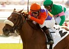 "Malibu Pier has won five of 10 starts, including the Santa Barbara.<br><a target=""blank"" href=""http://www.bloodhorse.com/horse-racing/photo-store?ref=http%3A%2F%2Fpictopia.com%2Fperl%2Fgal%3Fprovider_id%3D368%26ptp_photo_id%3D9493857%26ref%3Dstory"">Order This Photo</a>"