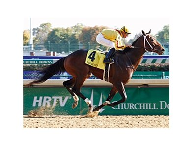Astrology wins the Iroquois S.