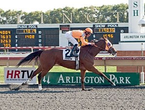 Third Chance wins the 2012 Addison Cammack.
