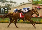 "Street Boss puts his five-race winning streak on the line  in the Ancient Title Breeders Cup Stakes.<br><a target=""blank"" href=""http://www.bloodhorse.com/horse-racing/photo-store?ref=http%3A%2F%2Fpictopia.com%2Fperl%2Fgal%3Fprovider_id%3D368%26ptp_photo_id%3D5295781%26ref%3Dstory"">Order This Photo</a>"