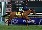 Dayatthespa Shows Heels in Filly & Mare Turf