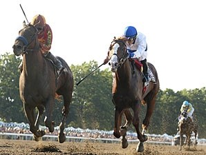 Coil wins the Haskell Invitational, Shackleford finishes second.