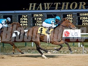 Real Power wins the 2011 Jim Edgar.