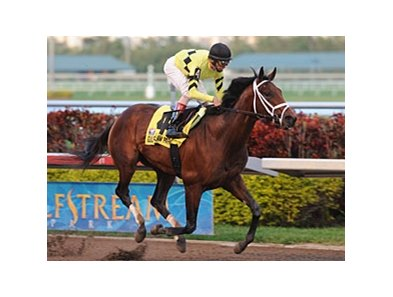 "Quality Road cruises towards a new track record in the Donn.<br><a target=""blank"" href=""http://www.bloodhorse.com/horse-racing/photo-store?ref=http%3A%2F%2Fpictopia.com%2Fperl%2Fgal%3Fprovider_id%3D368%26ptp_photo_id%3D8781812%26ref%3Dstory"">Order This Photo</a>"