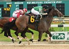 Capt. Candyman Can takes the Super Stakes at Tampa Bay Downs.