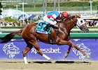 "Last year's Filly and Mare Sprint winner Groupie Doll will try for a repeat performance in 2013.<br><a target=""blank"" href=""http://photos.bloodhorse.com/BreedersCup/2012-Breeders-Cup/Filly-Mare-Sprint/26130154_jMQwM9#!i=2194243003&k=9cR6mJQ"">Order This Ph"