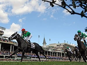 2011 Graded Stakes: 13 Fewer Than '10