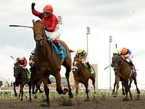 Filly Inglorious Triumphs in Queen's Plate