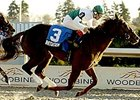 Initiation, winning the Glorious Song at Woodbine, drew post 6 for the rescheduled Santa Ysabel (gr. III).