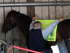 Orb - Churchill Downs, May 2, 2013.