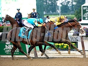 Union Rags the 144th running of the Belmont Stakes.