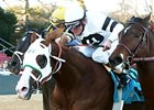 Will Take Charge won the Smarty Jones Stakes on January 21 at Oaklawn.