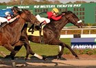 Fierce Wind won the Sam F. Davis at Tampa Bay Downs Feb. 16.