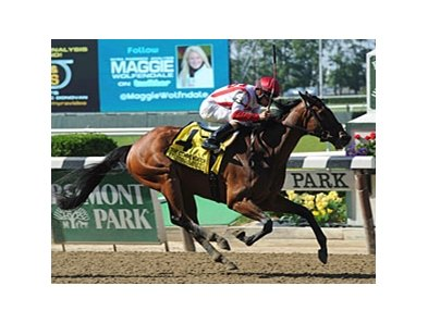 "Readtheprospectus dominates the Commentator.<br><a target=""blank"" href=""http://photos.bloodhorse.com/AtTheRaces-1/at-the-races-2013/27257665_QgCqdh#!i=2548245801&k=rP6DVQ6"">Order This Photo</a>"