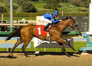 Dawn After Dawn takes the La Canada with ease.