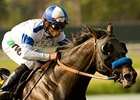 'Candy Leaves Trouble Behind in Del Mar Derby