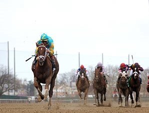 Eskendereya Tops Latest NTRA 3YO Poll