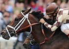 "Embur's Song won the Doubledogdare Stakes in her most recent start. <br><a target=""blank"" href=""http://www.bloodhorse.com/horse-racing/photo-store?ref=http%3A%2F%2Fpictopia.com%2Fperl%2Fgal%3Fprovider_id%3D368%26ptp_photo_id%3D9500478%26ref%3Dstory"">Order This Photo</a>"