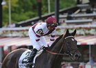Royal Delta Heads Mott's BC Works at Belmont