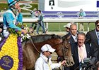 Calidoscopio hasn't run since winning the Breeders' Cup Marathon on November 2. 