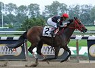 "Sean Avery won the Affiliate Stakes at Belmont Park Sept. 8<br><a target=""blank"" href=""http://photos.bloodhorse.com/AtTheRaces-1/at-the-races-2012/22274956_jFd5jM#!i=2074529938&k=sHbJRM8"">Order This Photo</a>"