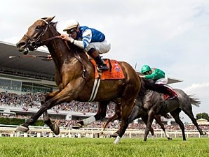 Dynaforce wins the 2009 Beverly D.