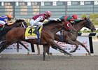 "Toby's Corner takes the Wood over Arthur's Tale, with Uncle Mo finishing 3rd.<br><a target=""blank"" href=""http://www.bloodhorse.com/horse-racing/photo-store?ref=http%3A%2F%2Fpictopia.com%2Fperl%2Fgal%3Fprovider_id%3D368%26ptp_photo_id%3D9484254%26ref%3Dstory"">Order This Photo</a>"