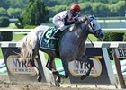 Zo Impressive Upsets in Mother Goose Stakes