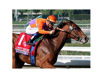 "Beholder<br><a target=""blank"" href=""http://photos.bloodhorse.com/BreedersCup/2012-Breeders-Cup/Juvenile-Fillies/26130210_XSj9gp#!i=2191938901&k=5TNnHvL"">Order This Photo</a>"