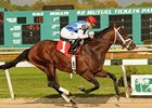 Colizeo tries for his first graded win of 2011 in the Suburban.